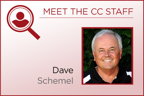 Meet the Staff - Dave Schemel