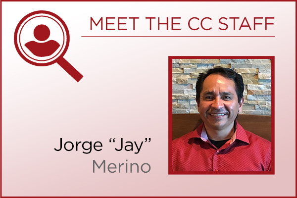 Meet the Staff - Jorge Merino
