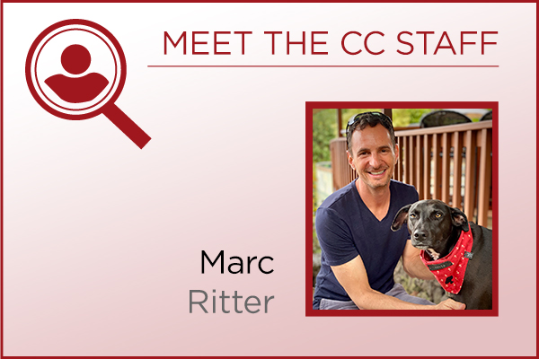 Meet the Staff - Marc Ritter