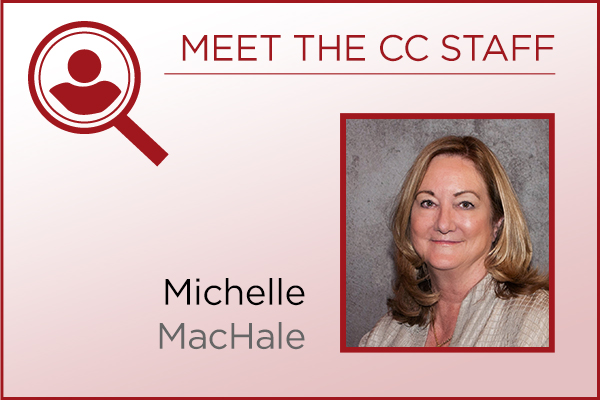 Meet the Staff Michelle MacHale