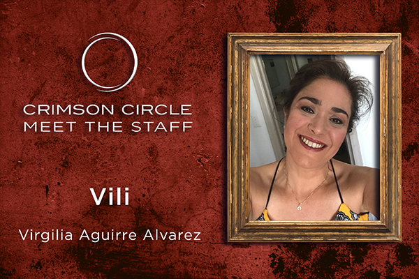Meet the CC Staff - Vili