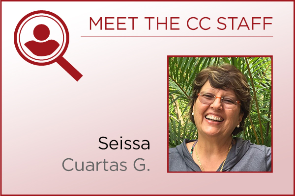 Meet the Staff - Seissa